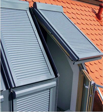 Baier dachfensterrollladen f r velux fenster typ gg gp - Baier dachfensterrollladen ...