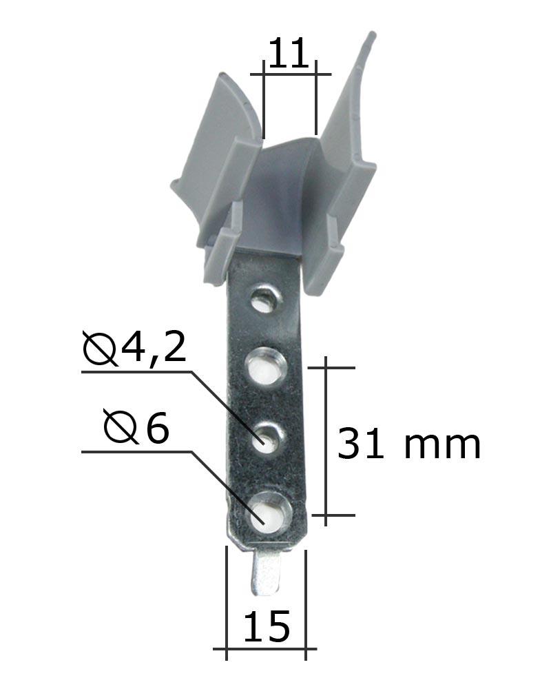 Maße Trichter H3