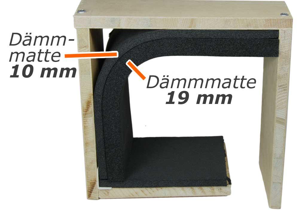 enoflex kastend mmung set rolladenkasten d mmung rolladen isolierung ebay. Black Bedroom Furniture Sets. Home Design Ideas