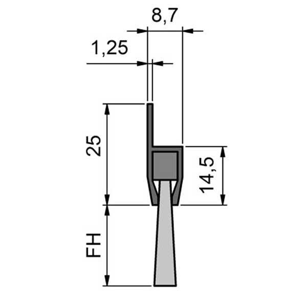 Maße STL2001
