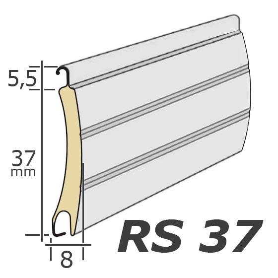 Maße Heroal RS 37