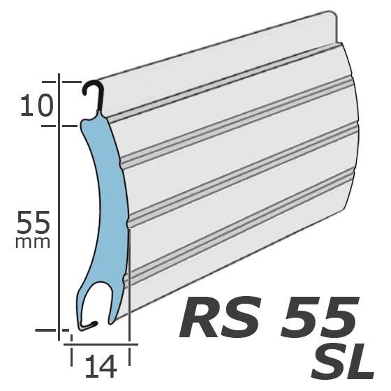 Maße RS 55 SL