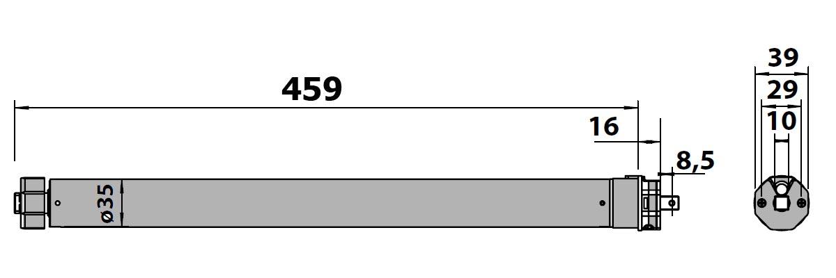 Maße VL-MM-35