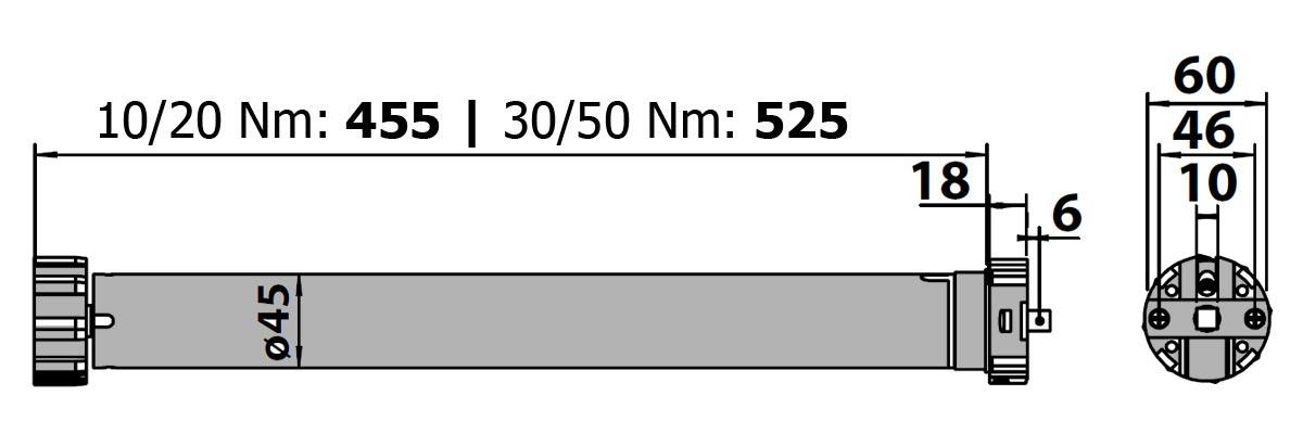 Maße VL-MM-45