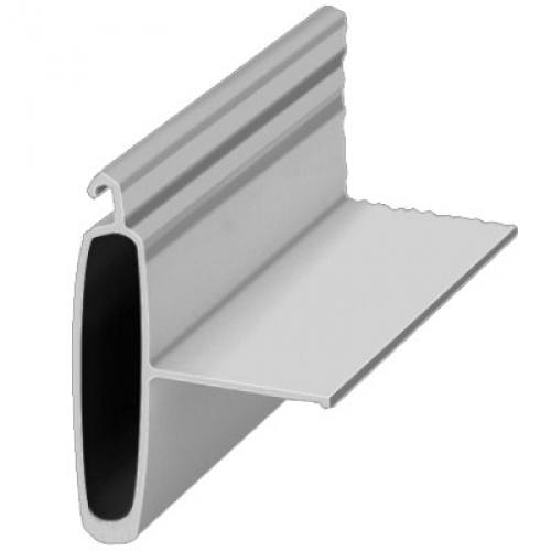 enobi winkel endleiste aluminium abschluss mit anschlag f r standard profile silber eloxiert e6. Black Bedroom Furniture Sets. Home Design Ideas