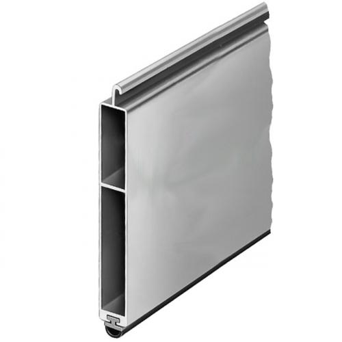 enobi mini endleiste aluminium abschluss mit hohlkammer. Black Bedroom Furniture Sets. Home Design Ideas
