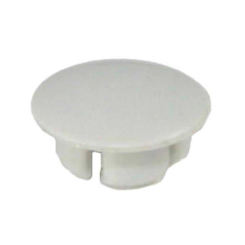 Häufig enobi Abdeckkappe / Blindstopfen für Bohrloch Ø 10 mm, grau VU49