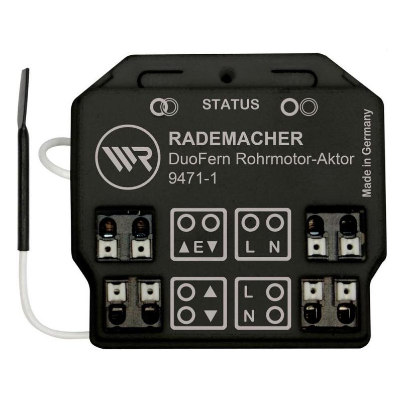 Rademacher Duofern Rohrmotor Aktor Up Externer Funkempfänger Für