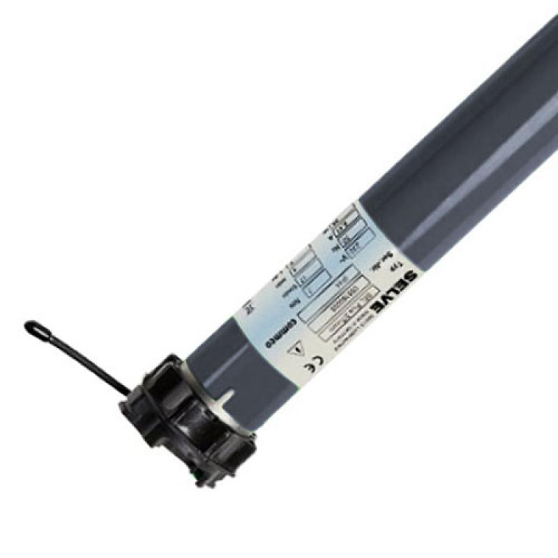 Original- 100% Zufriedenheitsgarantie farblich passend Funk-Rohrmotor SEL Plus 2/7-RC, Commeo / Iveo , 7 Nm, Baureihe 2   ab Ø 50  mm