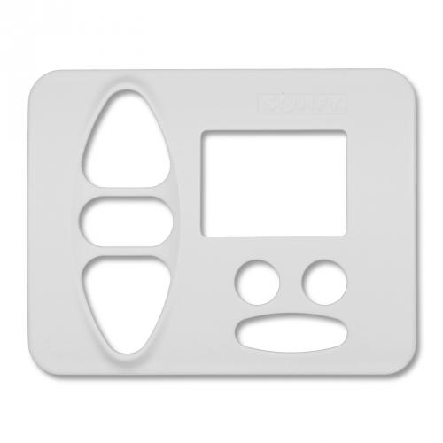 Hervorragend Somfy Abdeckplatte Berker ARSYS, polarweiß matt | für Somfy  DF84