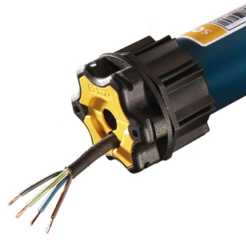 Etwas Neues genug Somfy Elektronischer Rohrmotor Ilmo 2 50 WT 20/17, 20 Nm, Baureihe @PV_51