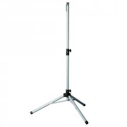 Burda Stativ aus Metall bis 210 cm für Burda Heizstrahler der Serien Smart und Term, weiß