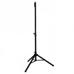 Burda Stativ aus Metall bis 210 cm für Burda Heizstrahler der Serien Smart und Term, schwarz