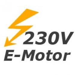 - Motorantrieb 230V