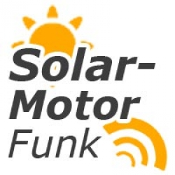 - Motorantrieb Solar Funk