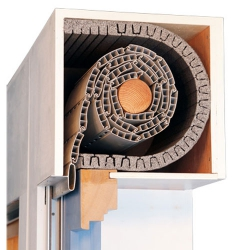 DiHa Thermo Flex 100 x 50 cm, 13 mm Dämmstärke, Rolladenkasten-Sanierungs-System