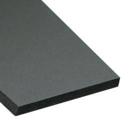 enobi Enoflex Seitenteildämmung 33 x 30 cm zum bauseitigen Anpassen, selbstklebend mit Kleberücken, 10 mm Stärke