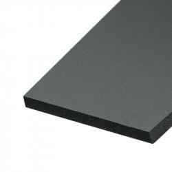 enobi Dämmmatte, Isoliermatte, Schalldämmung, nicht klebend, 10 mm Stärke, 100 cm Breit auf Maß
