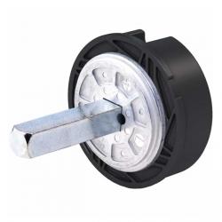 Geiger Freilauf für Schneckengetriebe, für 78 mm Nutwelle (DS / DW 78), rechts