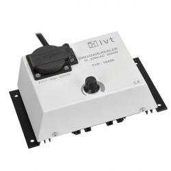 - Drehzahlregler IVT DR-2000, Hand-Dimmer bis 2000 Watt