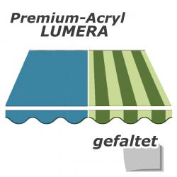 enobi Premium-Markisentuch Lumera aus Acryl auf Maß gefertigt, Markisenstoff - gefaltet