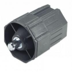 Selve Walzenkapsel mit Achsstift Ø 12 mm für Stahlwelle SW 60, kurz