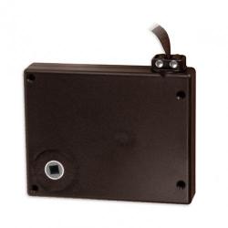 Selve Mini-Getriebe-Kurbelwickler für Gurtband, braun