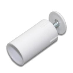 Selve Anschlagstopfen, Länge 40 mm, weiß