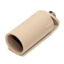 Selve Anschlagstopfen, Länge 40 mm, beige