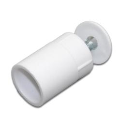 Selve Anschlagstopfen, Länge 30 mm, weiß