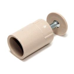 Selve Anschlagstopfen, Länge 30 mm, beige