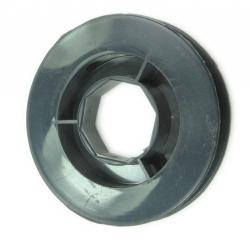 Selve Mini-Gurtscheibe Ø 85 mm aus Kunststoff für Stahlwelle SW 40