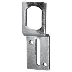 enobi Fertigkasten-Getriebelager für Gurtzuggetriebe, Ausladung ca. 25 mm