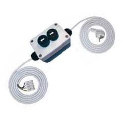 enobi Drucktaster Einstell-Garnitur ohne elektrische Verriegelung (IP65)
