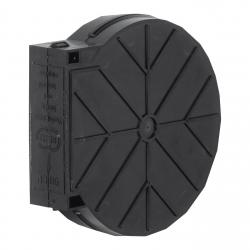 Selve Mauerkasten aus Kunststoff für Einlass-Gurtwickler Gurtomat, Lochabstand 104 mm, bis 5,3 m Gurt