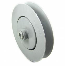 "Selve Gurtzuggetriebe ""Lunamat"", bis 39 kg, Untersetzung 2,6:1, Ø 210 mm, bis ca. 8,5 m Gurt"