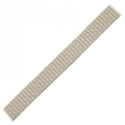 Stahl Rollladengurt 10 mm Breite (21/10), 50 Meter Rolle, beige