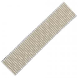 Stahl Rollladengurt 20 mm Breite (21/20), 50 Meter Rolle, beige