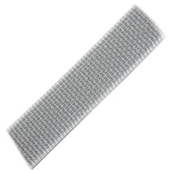 Stahl Rollladengurt Stabil 23, 23 mm Breite, 50 Meter Rolle, grau