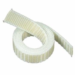 Stahl Extra Dünnes (1,2 mm) Getriebe-Rollladengurt E23, 23 mm Breite, 50 Meter Rolle, beige