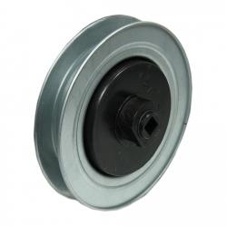 enobi Gurtzuggetriebe aus Metall mit 2:1 Untersetzung, Durchmesser Ø 18 cm