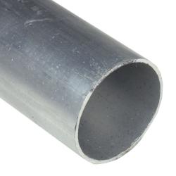 enobi Aluminium-Rundwelle 50 x 1,5 mm, Ø 50 mm, 1,5 mm Wandung, Rundrohr