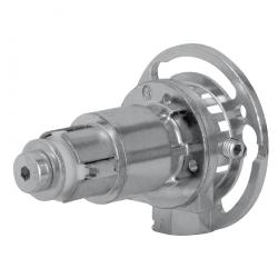 Selve Kegelradgetriebe für Rollladen, Untersetzung 2,6:1, rechts und links