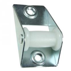 enobi Umlenkrolle mit 1 Leitrolle,senkrecht, bis 23 mm Gurt