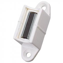 enobi Magnethalter für Kurbelstange, weiß ; Kurbelhalter