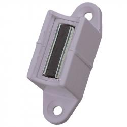 enobi Magnethalter für Kurbelstange, grau ; Kurbelhalter