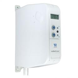 Elektrischer Mini-Gurtwickler Rollotron Schwenkwickler 9540 Comfort, aufputz, bis 15 mm Gurt