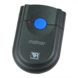 Handsender 1-Kanal 40 MHz - grau