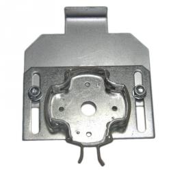 Rademacher Klemm-Motorlager für Blendkappensysteme mit Click-Aufnahme; für Rademacher Rohrmotoren RolloTube Medium, 5 Jahre Garantie
