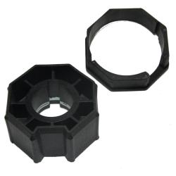 Rademacher Adapterset SW 70 für Achtkant Ø 70 mm ; für Rademacher Rohrmotoren RolloTube Basis Large, 5 Jahre Garantie